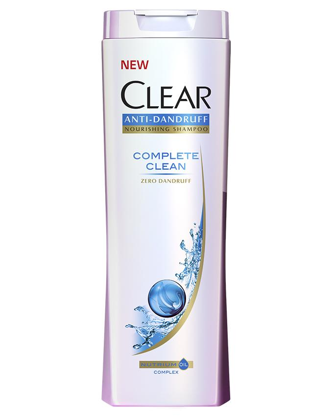 Image result for CLEAR COMPLETE CLEAN SHAMPOO