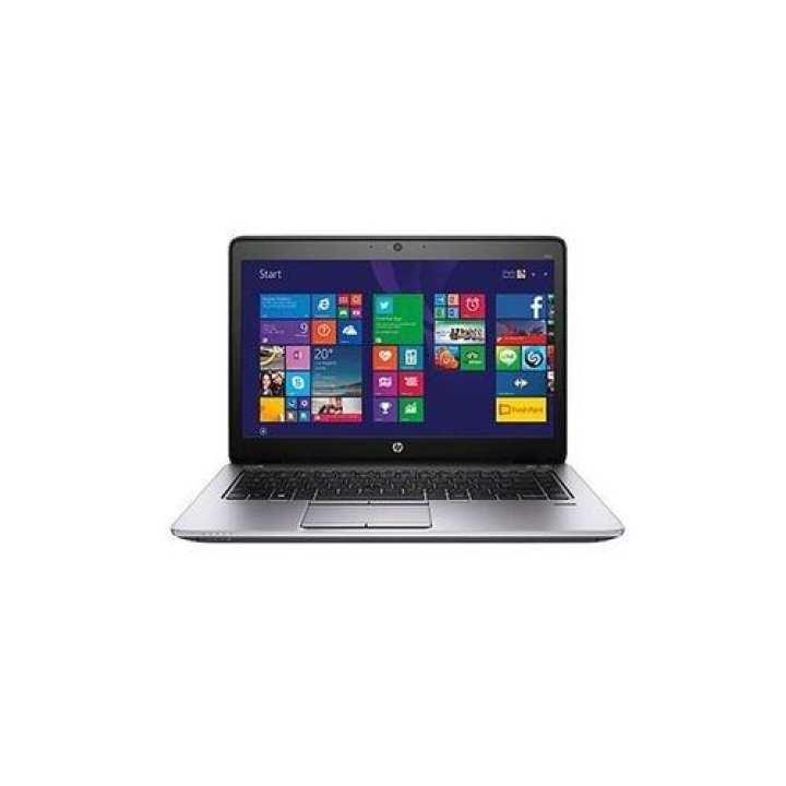"""HP EliteBook 840 G1 - 14"""" Antiglare LED-Display - Core i5-4200u - FreeDOS 2.0 - Black"""