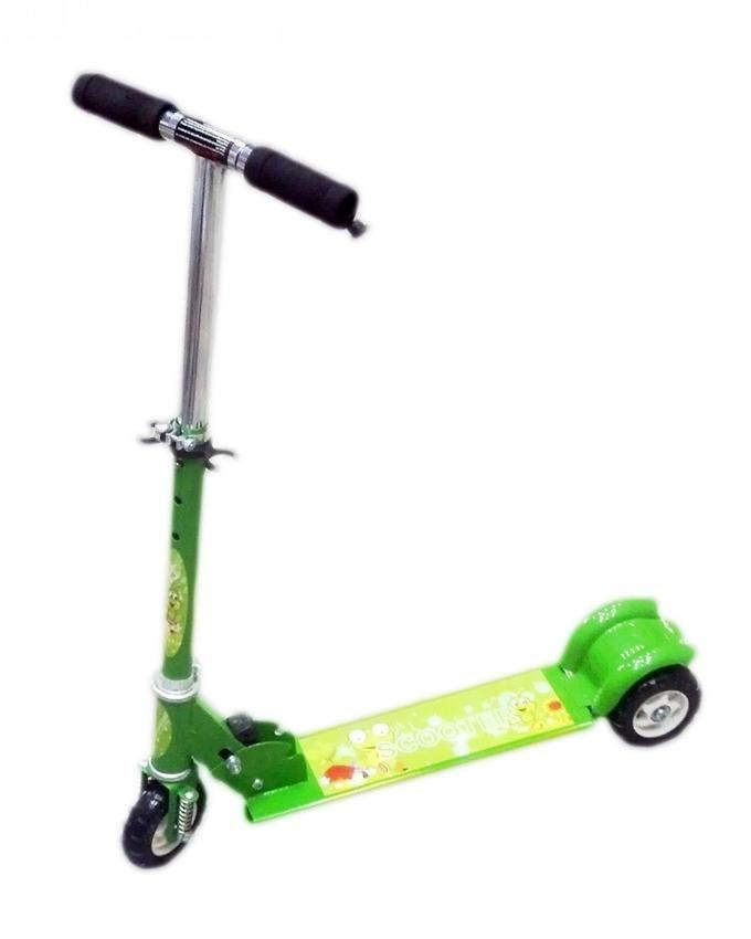 1208 - Scooty for Kids - Green