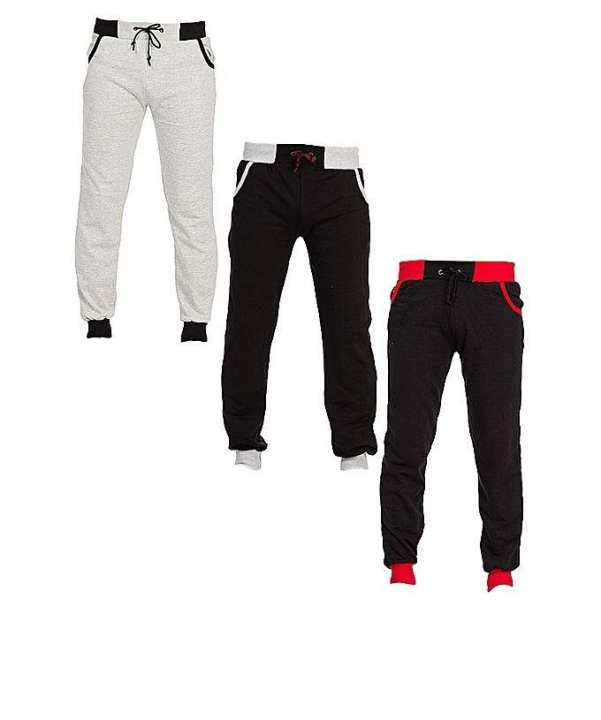 pack of 3 trouser for men