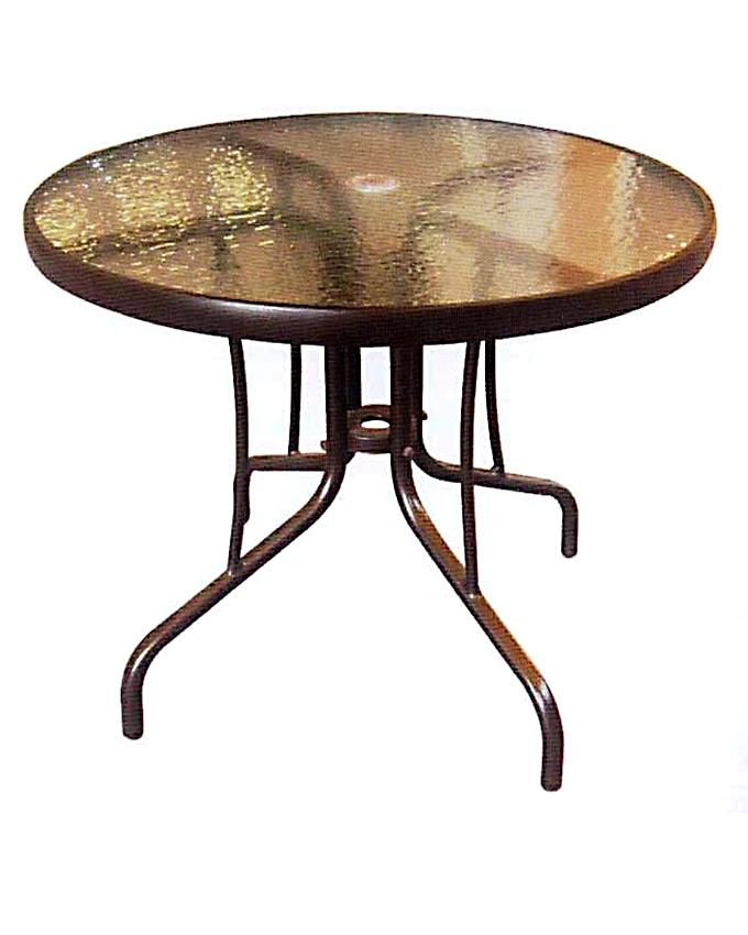 Outdoor Table - Brown