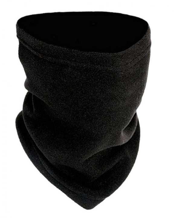 3 in 1 - Fleece Mask - Black
