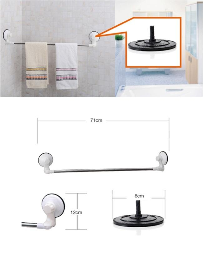 Corner Towel Rack Solve Rough Wall Surface: Buy Sell Online @ Best ...