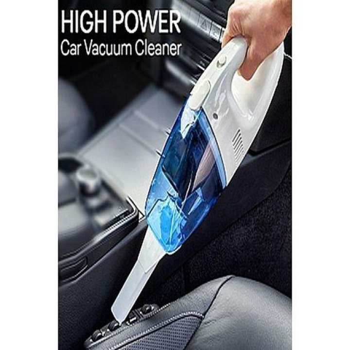 Qualimate 12-V Portable Car Vaccum Cleaner Multipurpose Vaccum Cleaner For Office Vacuum Cleaner