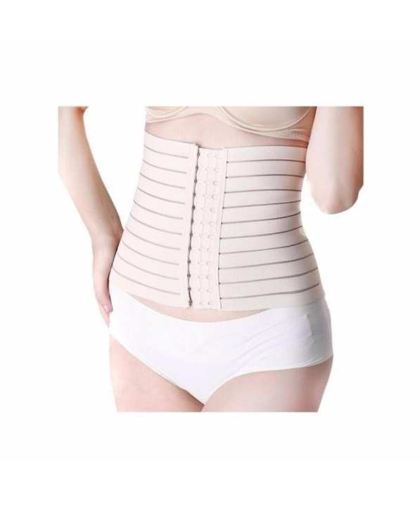 Maternity Abdomen Corset Waist Hook Style Belt
