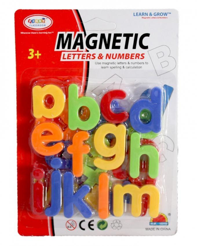 LETTER MAGNETS (SMALL)