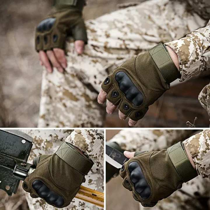 All Purpose Tactical Gloves - Green
