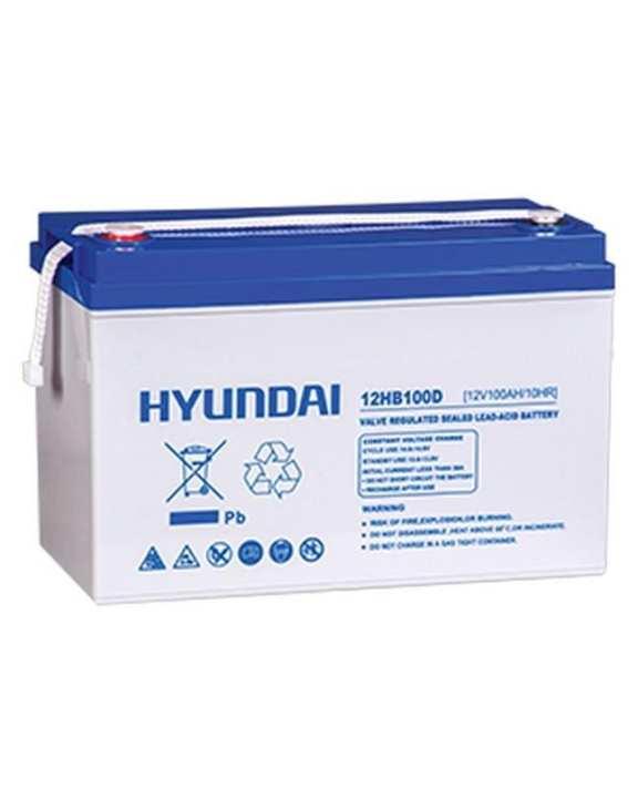 Hyundai VRLA Battery 150 Amp