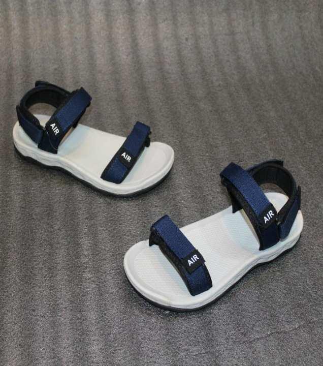 Grey Sandal For Men's