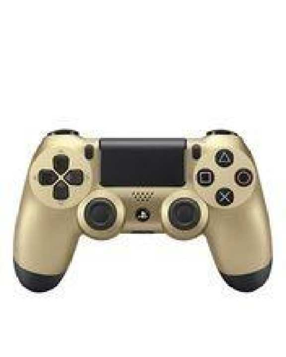 PS4 - DualShock 4 Wireless Controller - Gold