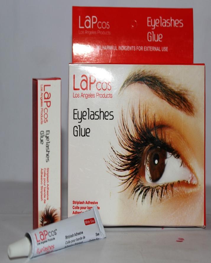 Lapcos Pack Of 6 False Eyelash Glue Fake Eyelash Adhesive Eye Cream