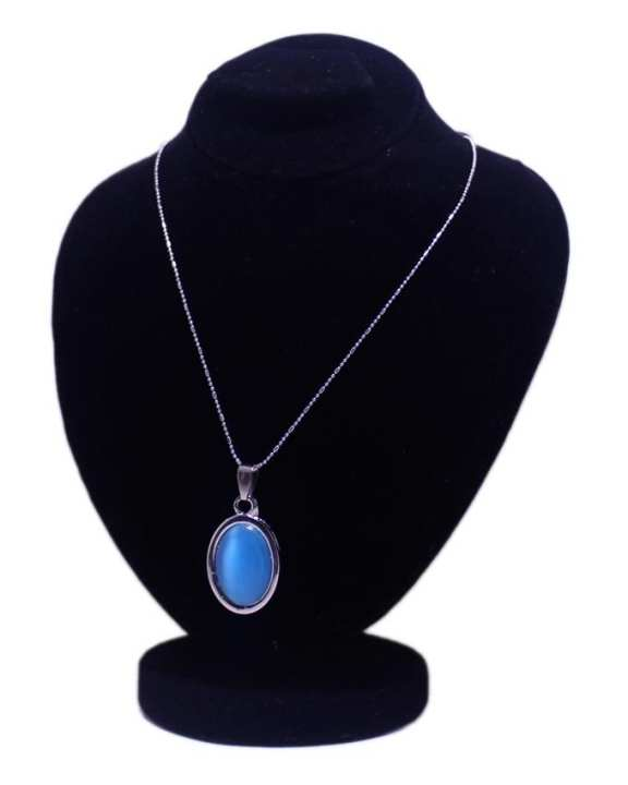 Blue Stone Pendant For Boys and Girls