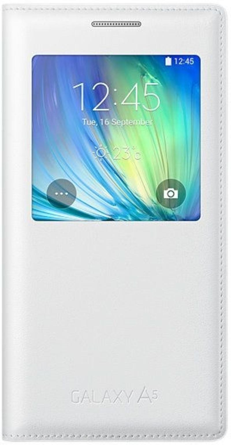 Flip Cover for Samsung Galaxy A510 - White