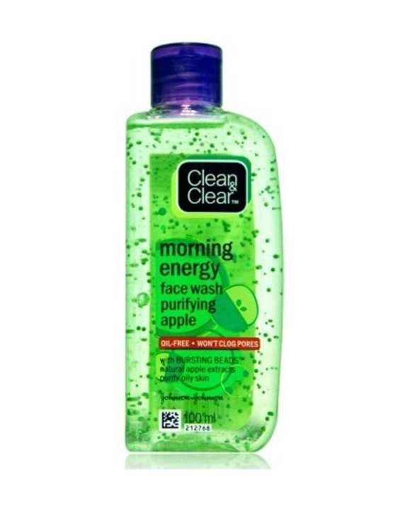 Face Wash Morning Energy Apple - 100ml