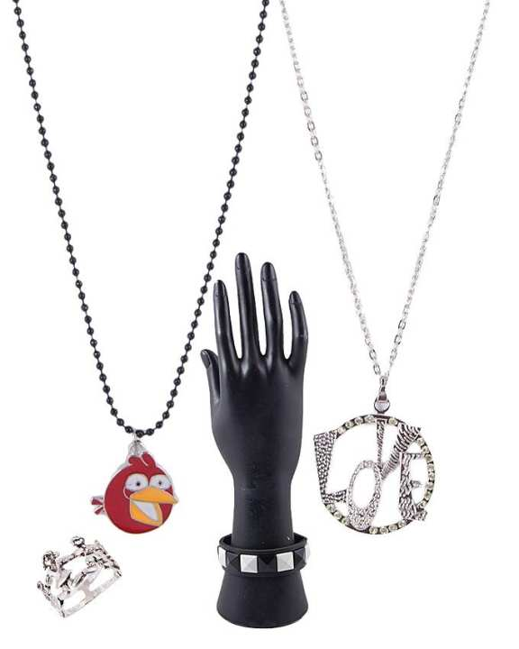 Pack of 4 Multicolour Alloy Jewellery Set for Women