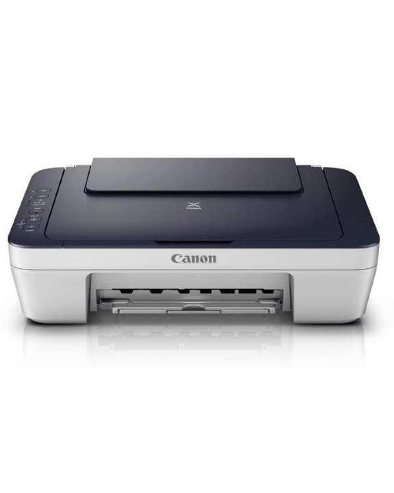 Pixma E-400 Ink Efficient Photo printer - White