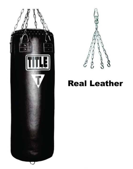 Sand Bags Punching Bag with Chain High Quality Empty not Filled