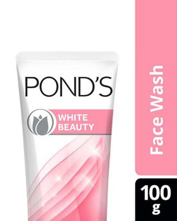 Ponds White Beauty Facial Foam