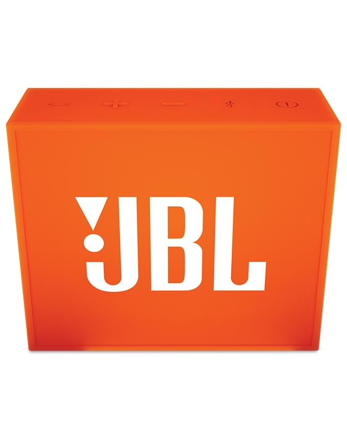 JBLGOORG - Portable Wireless Bluetooth Speaker - Orange