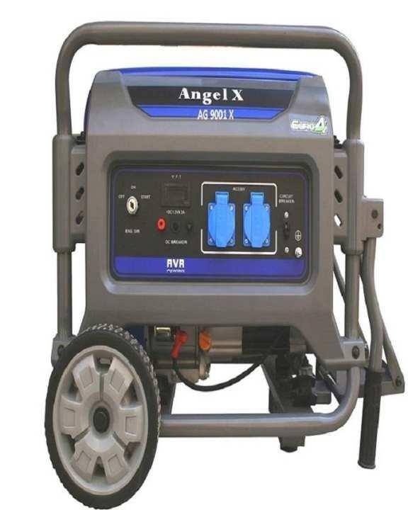 Angel Generator Model Ag 9001 X