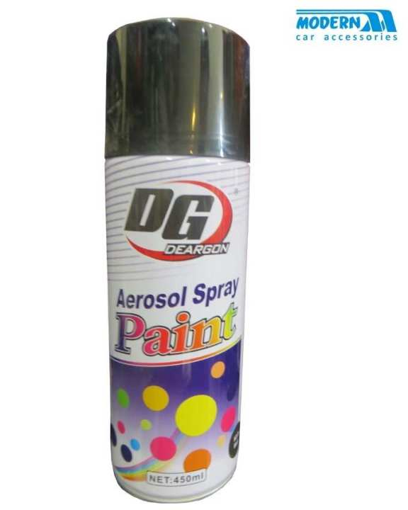 Aerosol Spray Paint All Colours