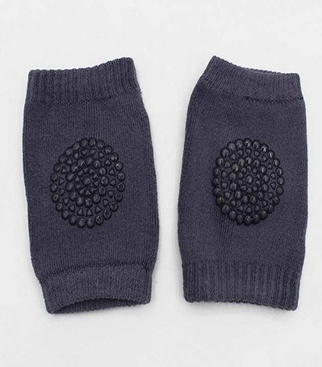 Baby Knee Pads - Dark Grey