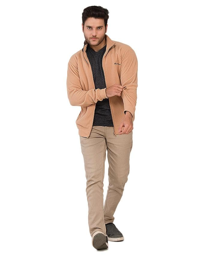 Fawn - Poly Fleece - Jacket for Men