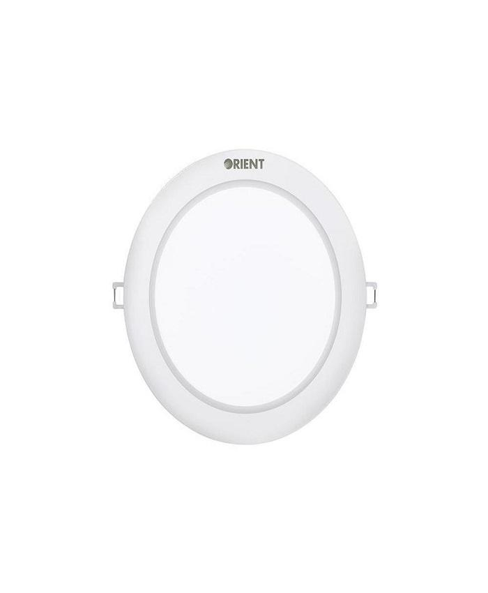 12 Watts Recessed Led Panel Lights Round Bundle Of 10 Buy Online