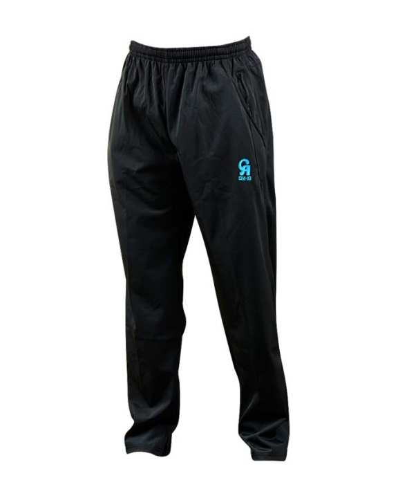 Black Sports Trousers - Sm-18