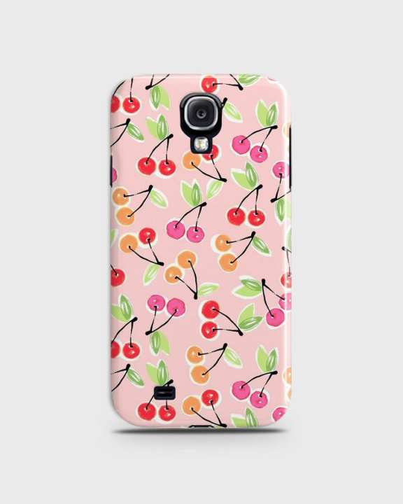 S4 Samsung Cover Cherry Print -1cover2818