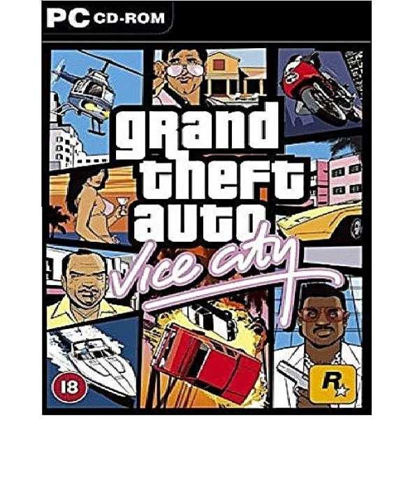 Gta Vice City Pc Game