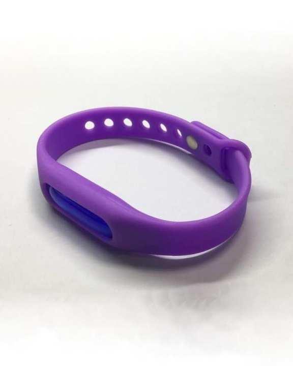 Mosquito Repellent Wrist Band - Purple