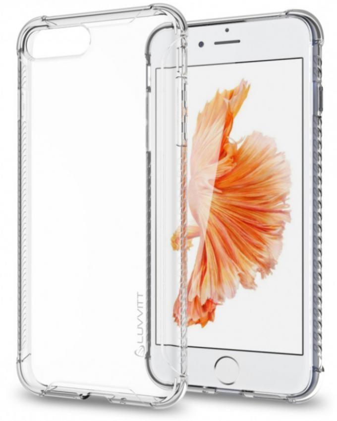 Gel Back Case for iPhone 7 - Transparent