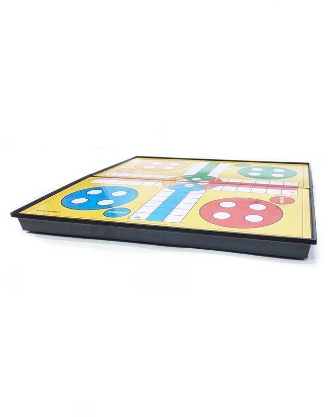 Funny Ludo Magnetic - Multicolor