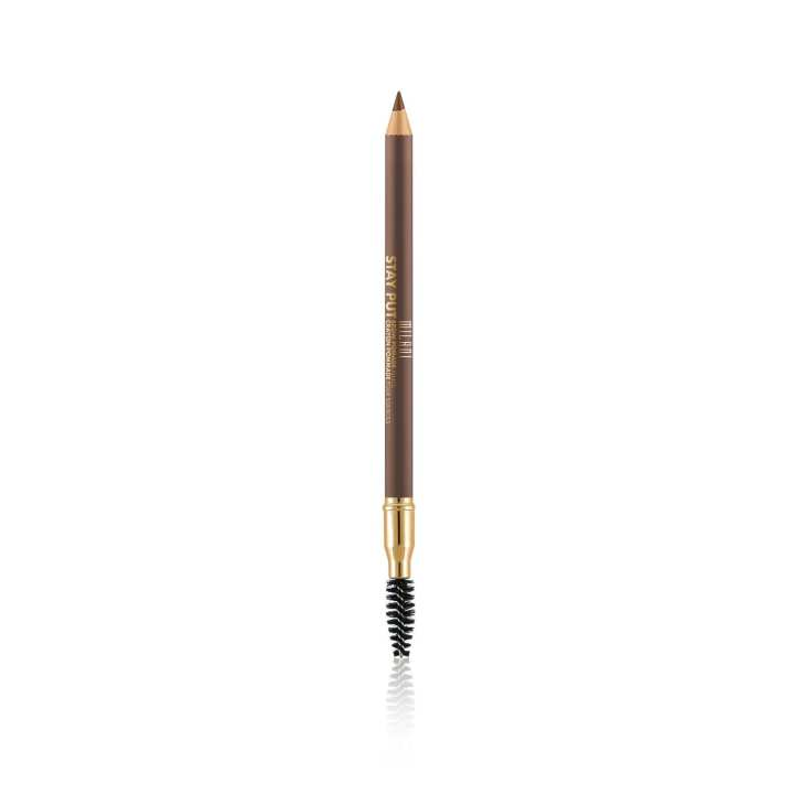 STAY PUT BROW POMADE PENCIL MBBP 02 Soft Brown