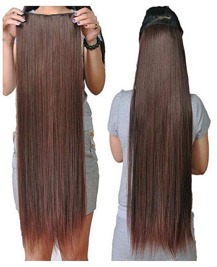 Hair Extensions For Women Brown e9a873fc7