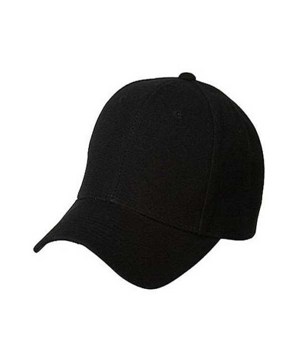 D Marts Black Cap For Men