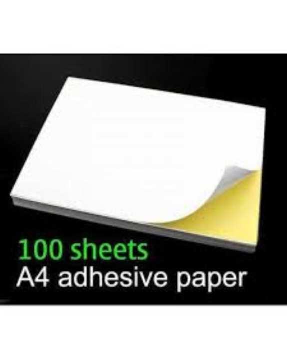 100 sheets A4 FBA Barcode labels