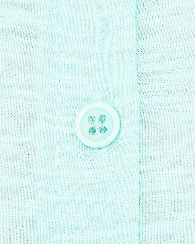 e998cea4 Mint Green Button Down Sleeveless Shirt for Women KTY-679: Buy Online at  Best Prices in Pakistan | Daraz.pk