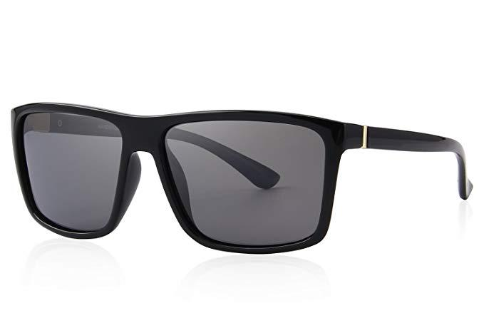 e85959c8541 Features And Benefits of this pair of men sunglasses  Lightweight 100%  UV400 Protection Classic and fashionable design. Professional polarized  lenses ...