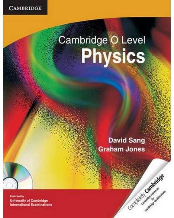 Cambridge O Level Physics New (Pb)