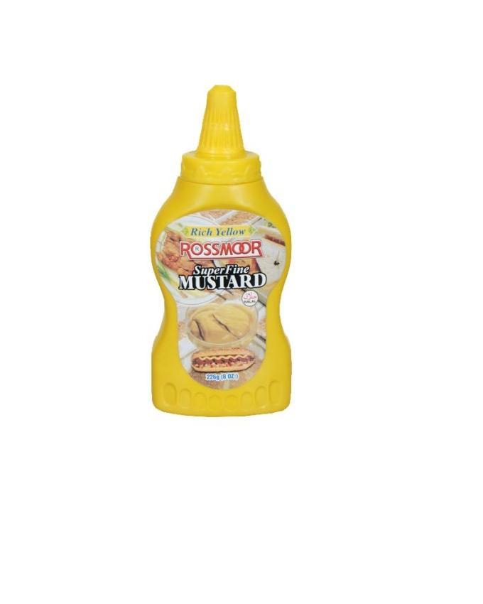 rossmore Musturd paste