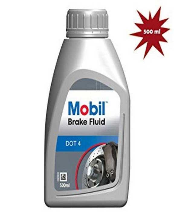 Universal Brake Fluid - Dot 4 - 500Ml