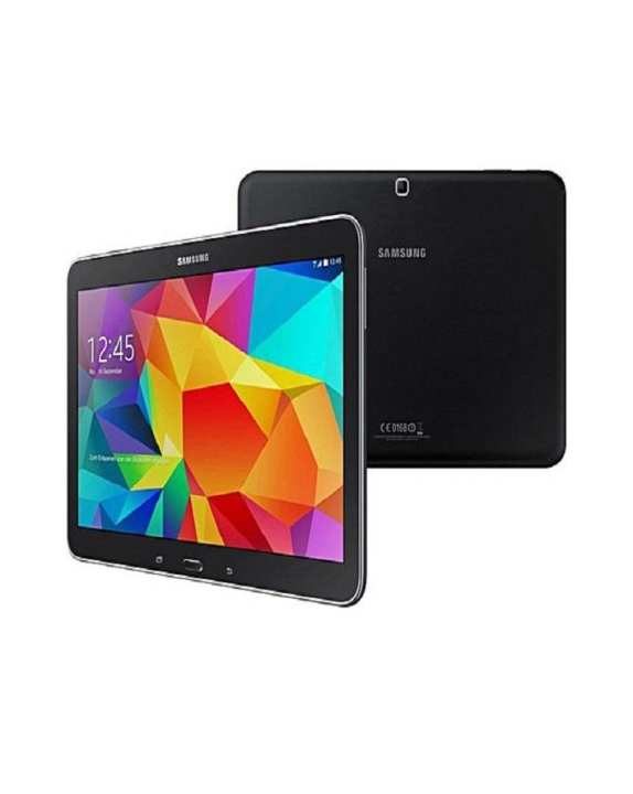 Sm-T530 Galaxy Tab 4 10.1In Wi-Fi 16Gb - Black