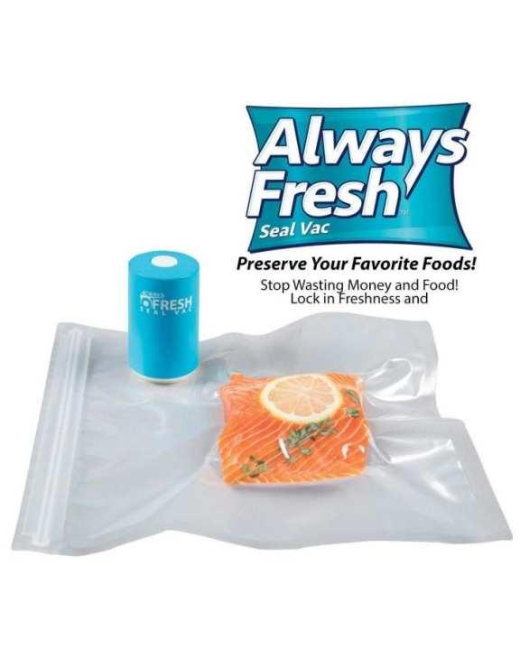 Vacuum Sealer Always Fresh Seal Vac