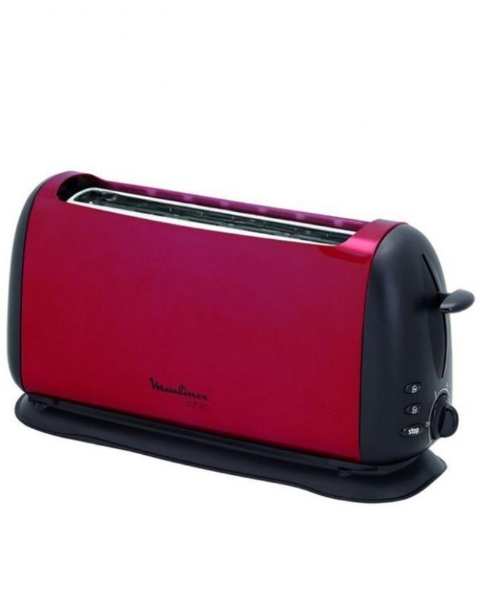 Toaster Long Slot - Red