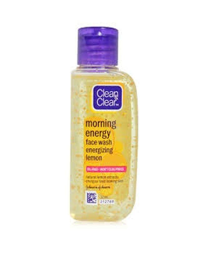 Face Wash Morning Energy Lemon - 100ml