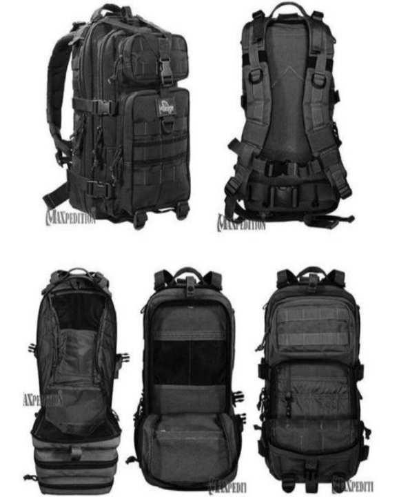 Maxpedition Falcon-II Backpack - Black