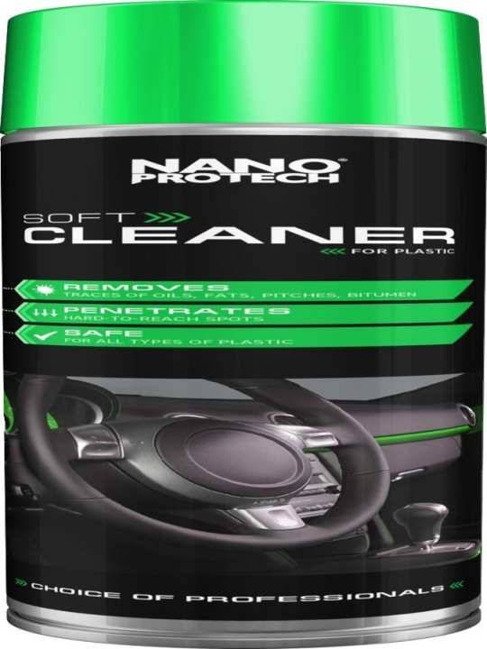 Plastic Cleaner -300 ml