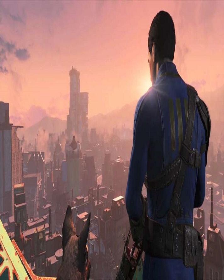 Fallout 4 Goty Edition Steam Cd Key